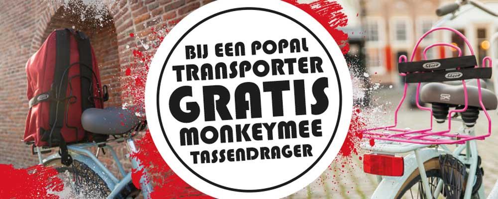 Gratis Monkeymee bij een Daily Dutch!
