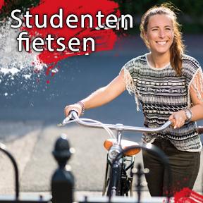 Studenten fiets