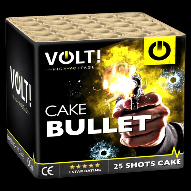 [UA] VOLT! the Bullet (25 schots cake)