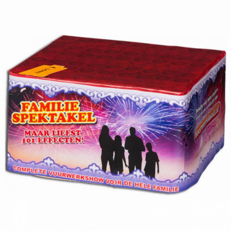[UA] Dynasty Familie Spektakel (101 schots cake)