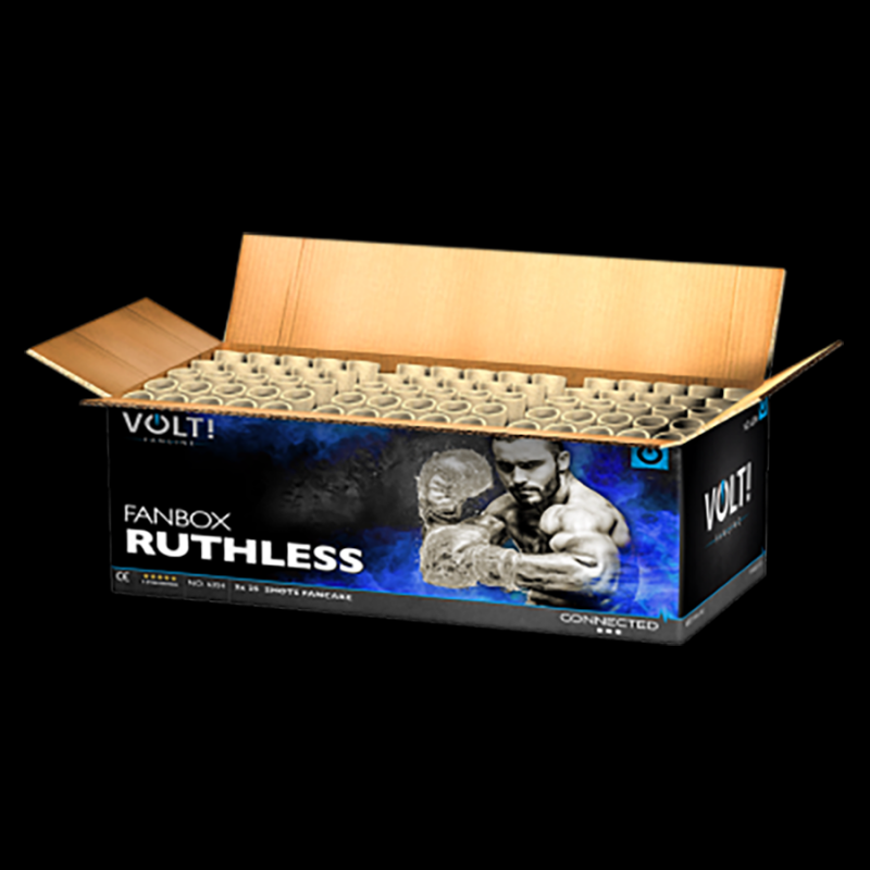 VOLT! Ruthless (75 schots connected cakebox)