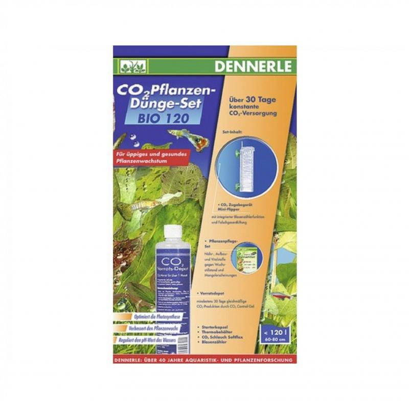 Dennerle CO2 Bio Profi complete set 120