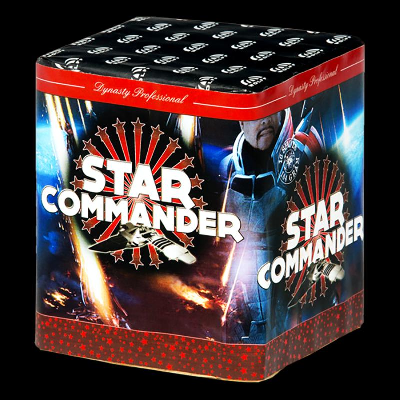 [UA] Dynasty Star Commander (16 schots cake)