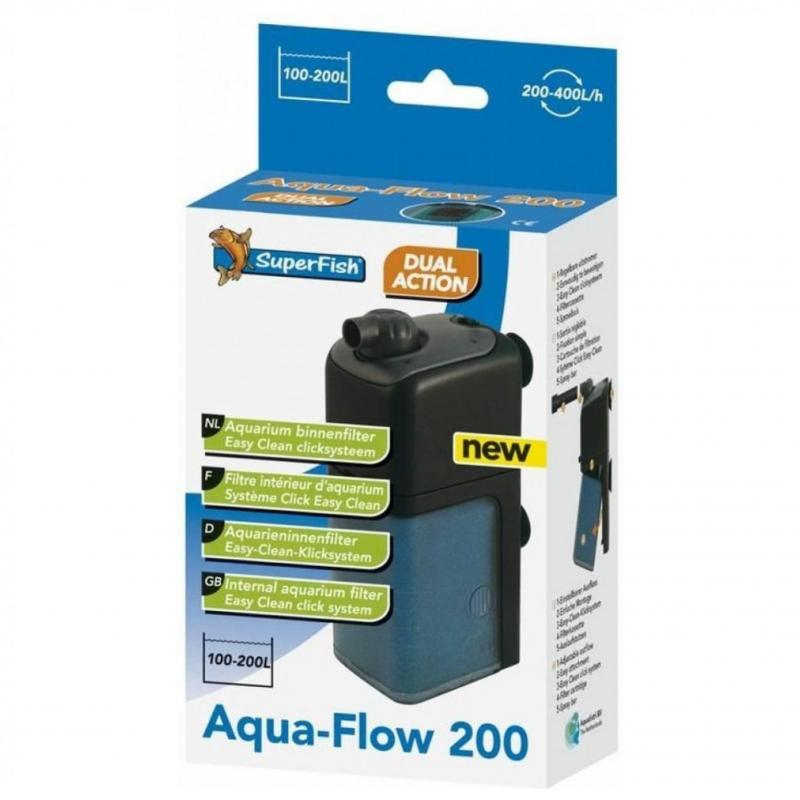 Superfish Aqua-Flow 200 pomp