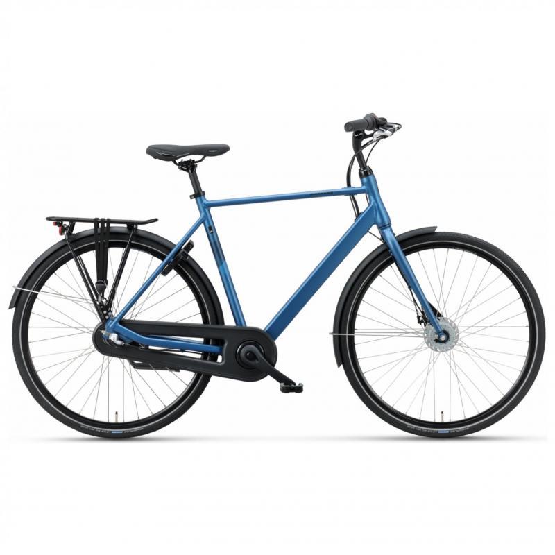28 inch Batavus Fonk 3 Speed blauw heren (57cm)