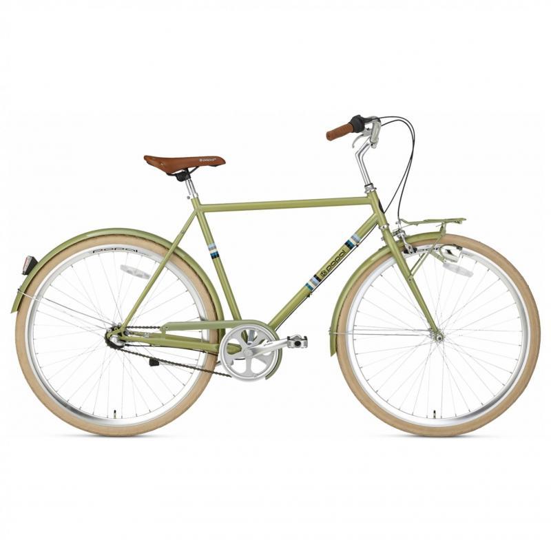 28 inch Popal Capri 3 Speed groen heren (57cm)