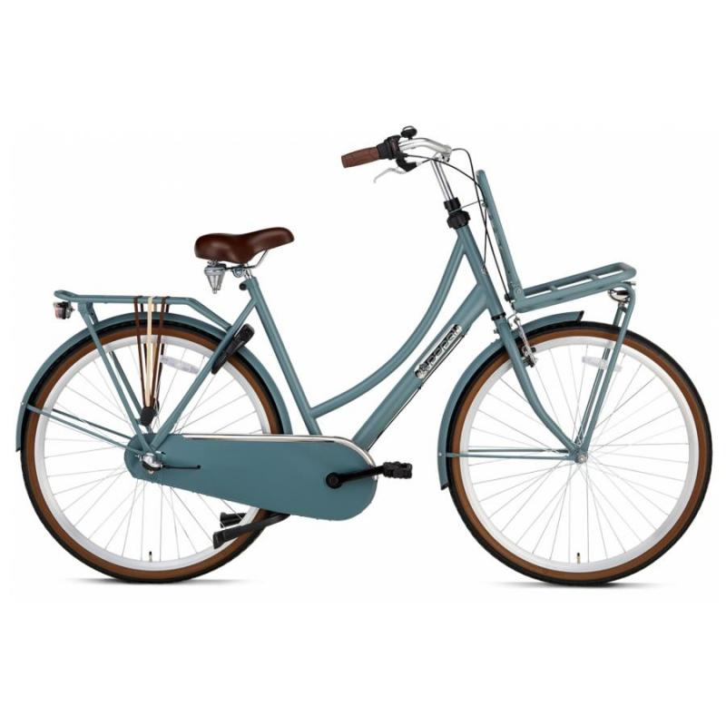 28 inch Popal Daily Dutch Plus 3 Speed groen dames (57cm)