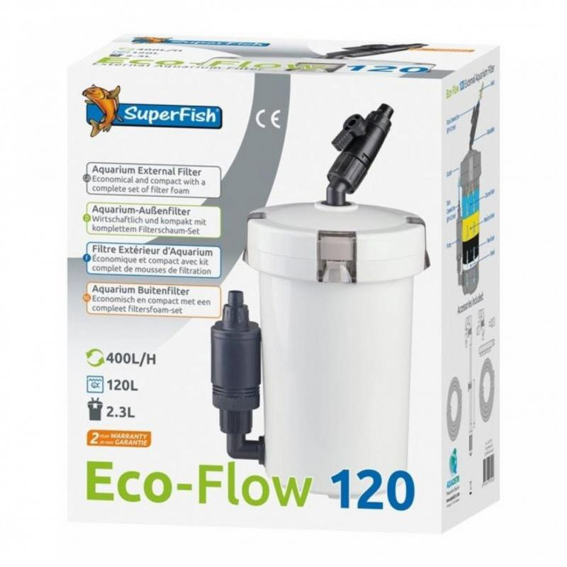 Superfish Eco Flow 120