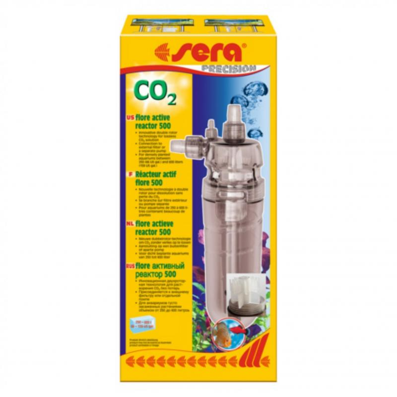 Sera flore active CO2-reactor 500