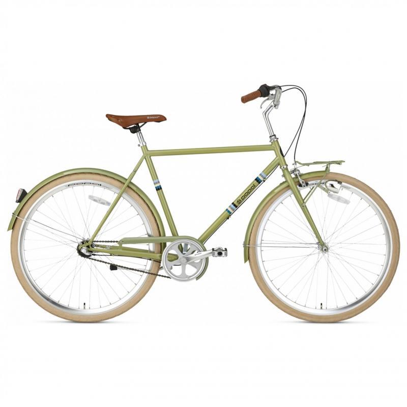 28 inch Popal Capri 3 Speed groen heren (61cm)