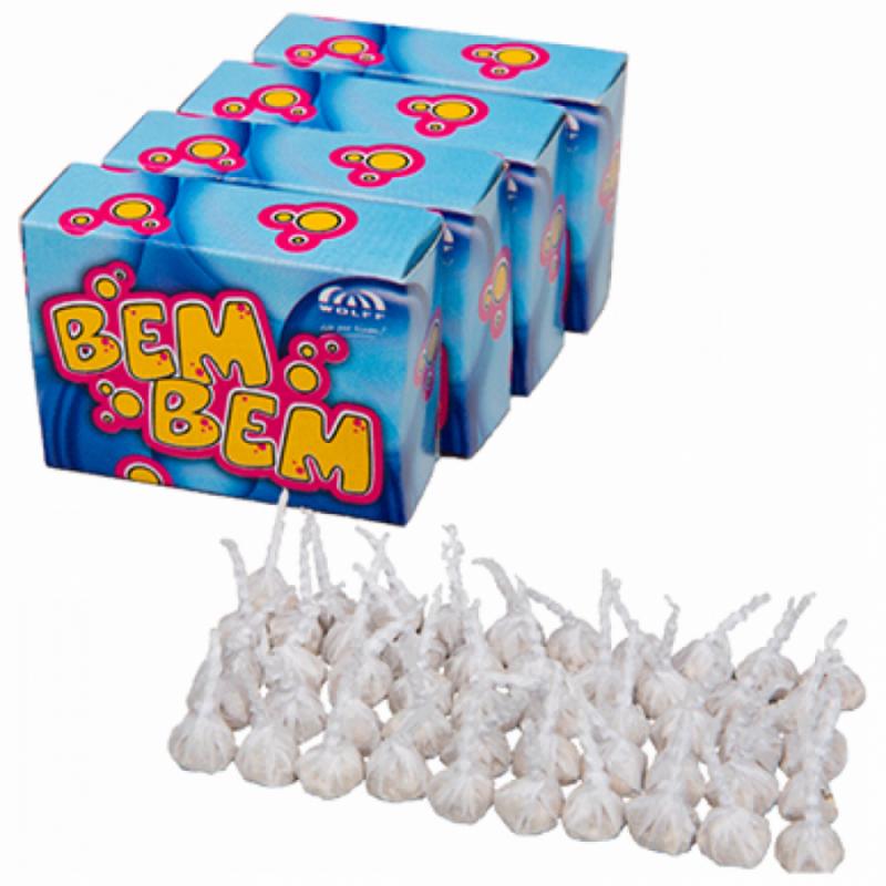 BemBem Knalerwten (200 stuks)