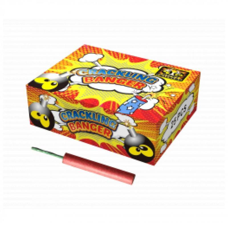 Crackling Cracker Knetterrotjes (25 stuks)