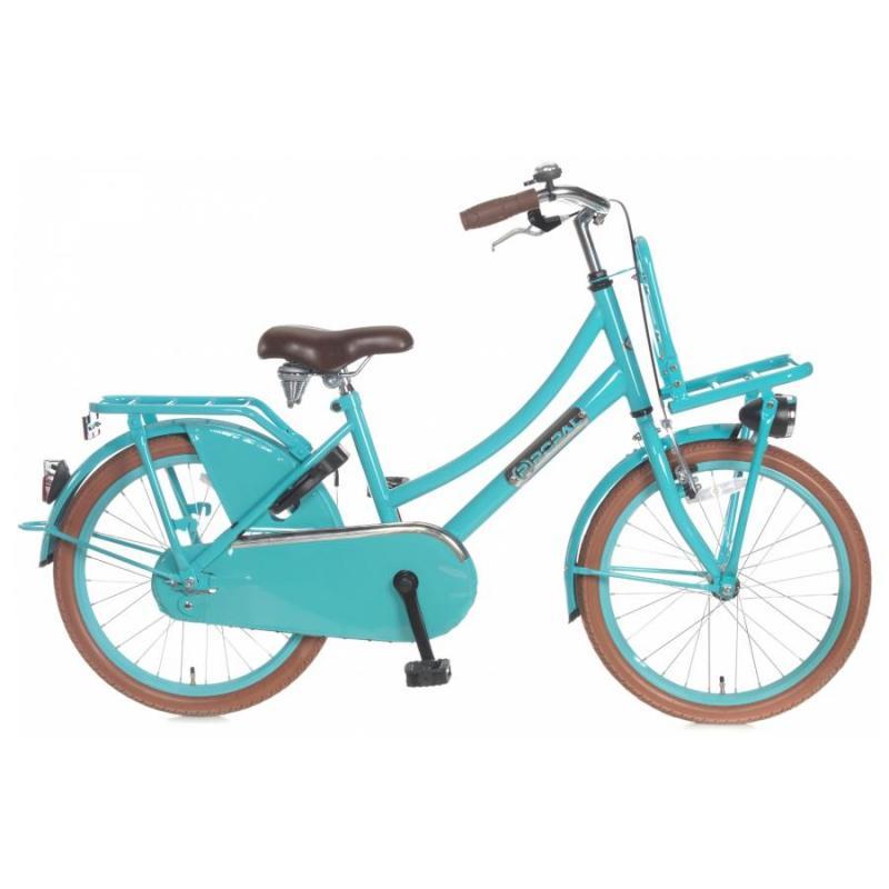 20 inch Popal Transporter blauw dames