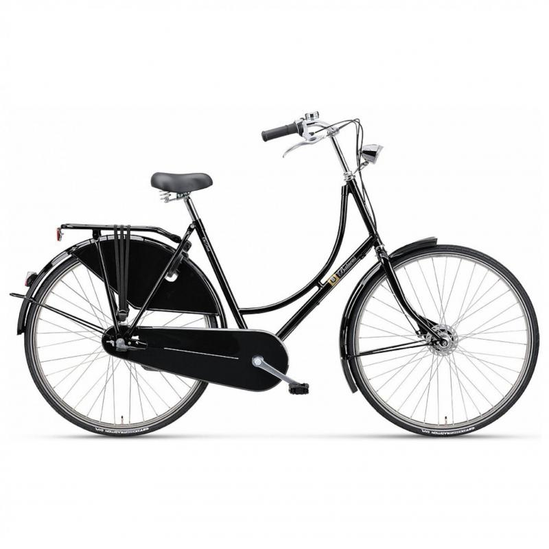 28 inch Batavus Old Dutch 3 Speed zwart unisex (50cm)