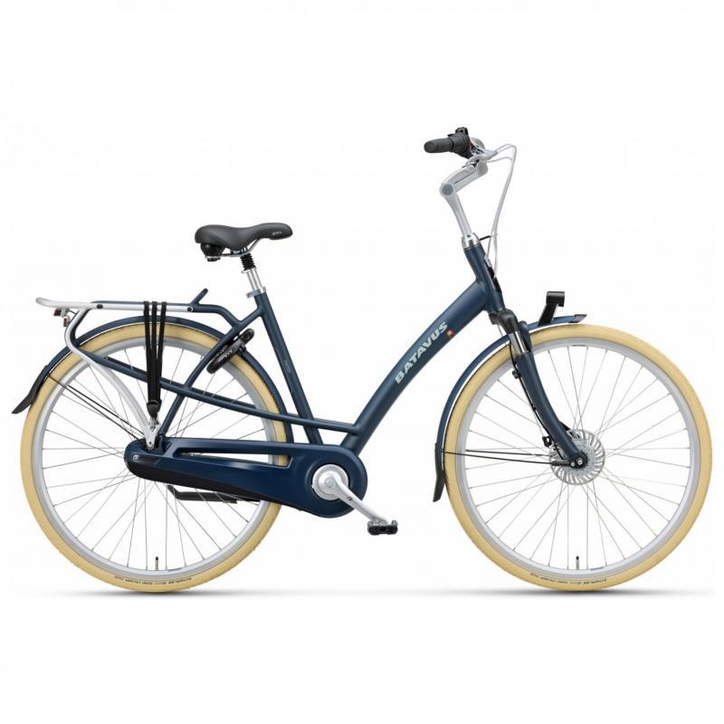 28 inch Batavus Mambo 7 Speed blauw dames (57cm)