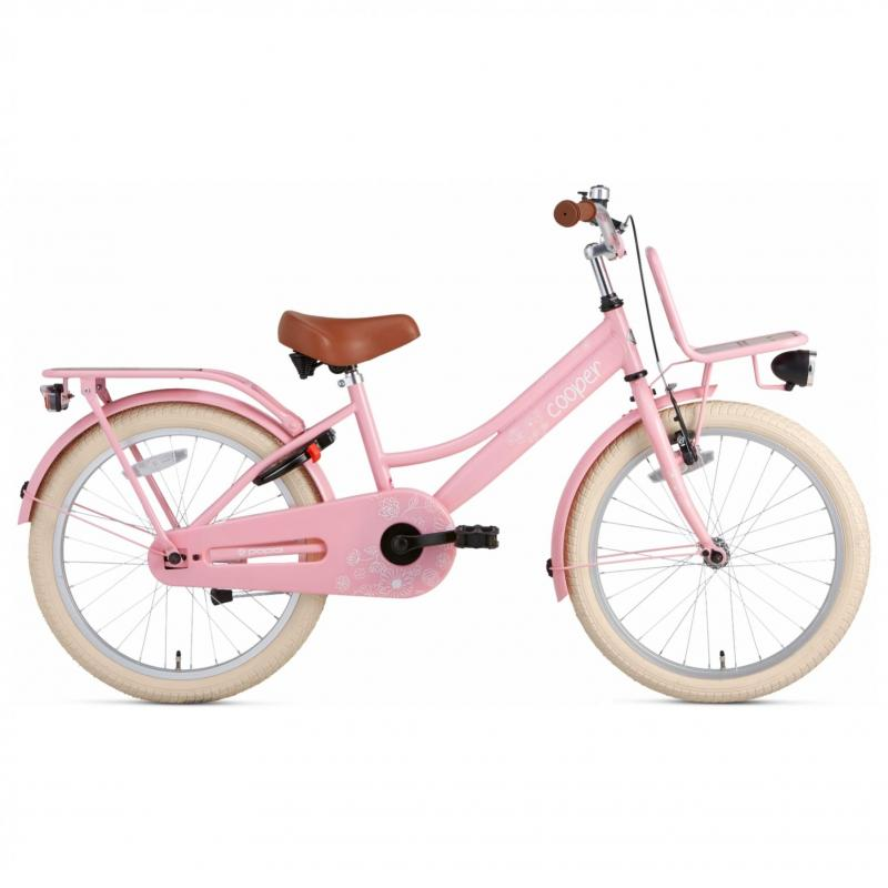 20 inch Popal Cooper Bamboo roze dames