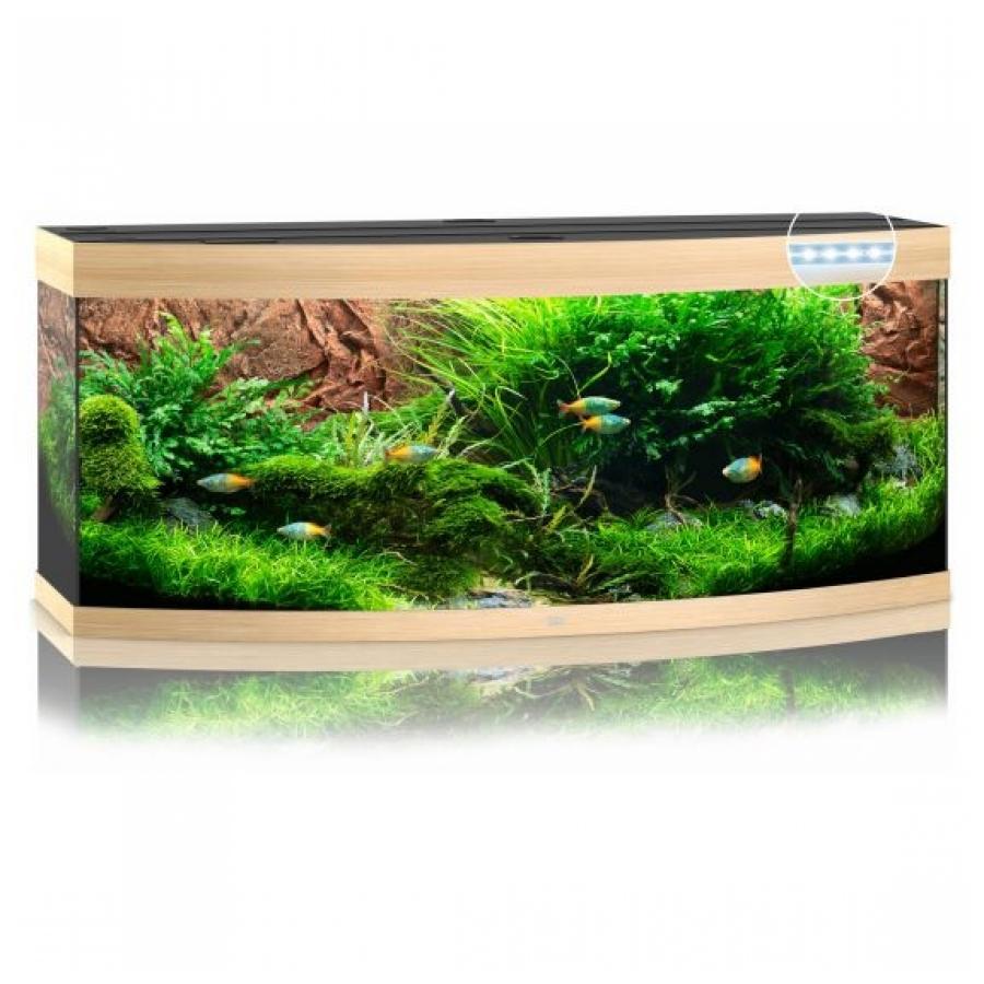 Juwel Aquarium Vision 450 Led Licht hout