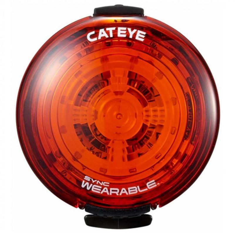 ACHTERLICHT CAT SYNC WEARABLE NW100 LED USB