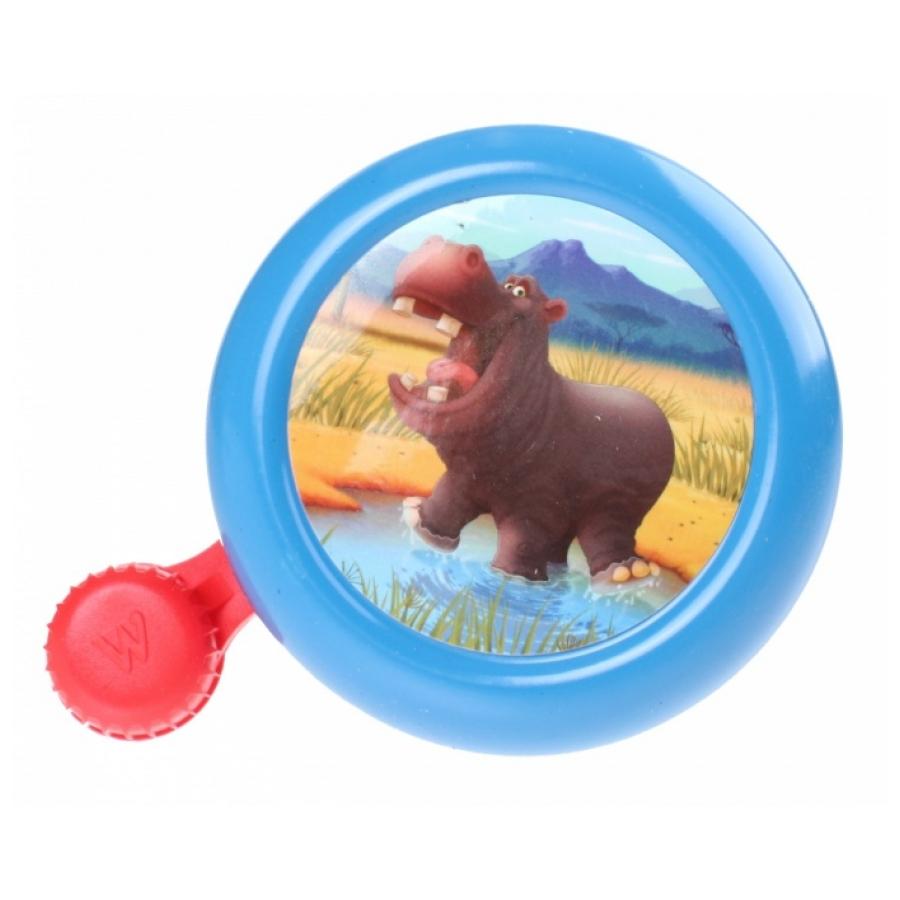 Widek Animal Kingdom nijlpaard blauw