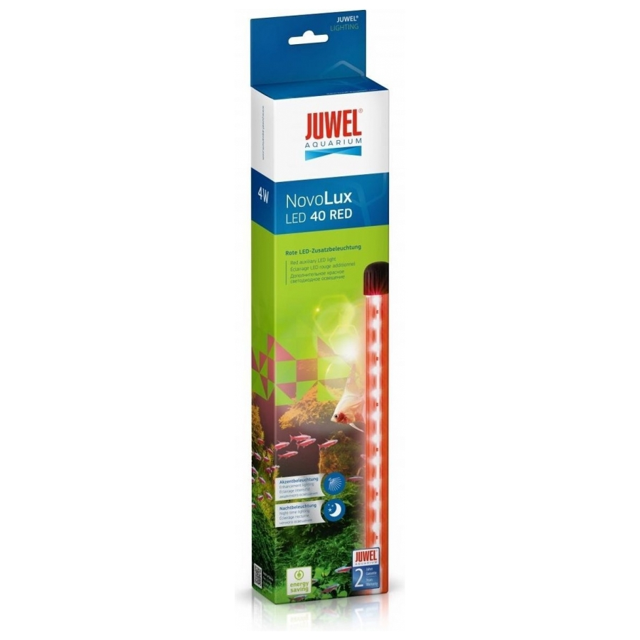 Juwel Aquarium verlichting Novolux rood 40 LED lichtbalk 5 Watt