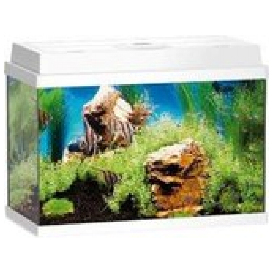 Juwel Rekord - Aquarium - 70 liter - Wit