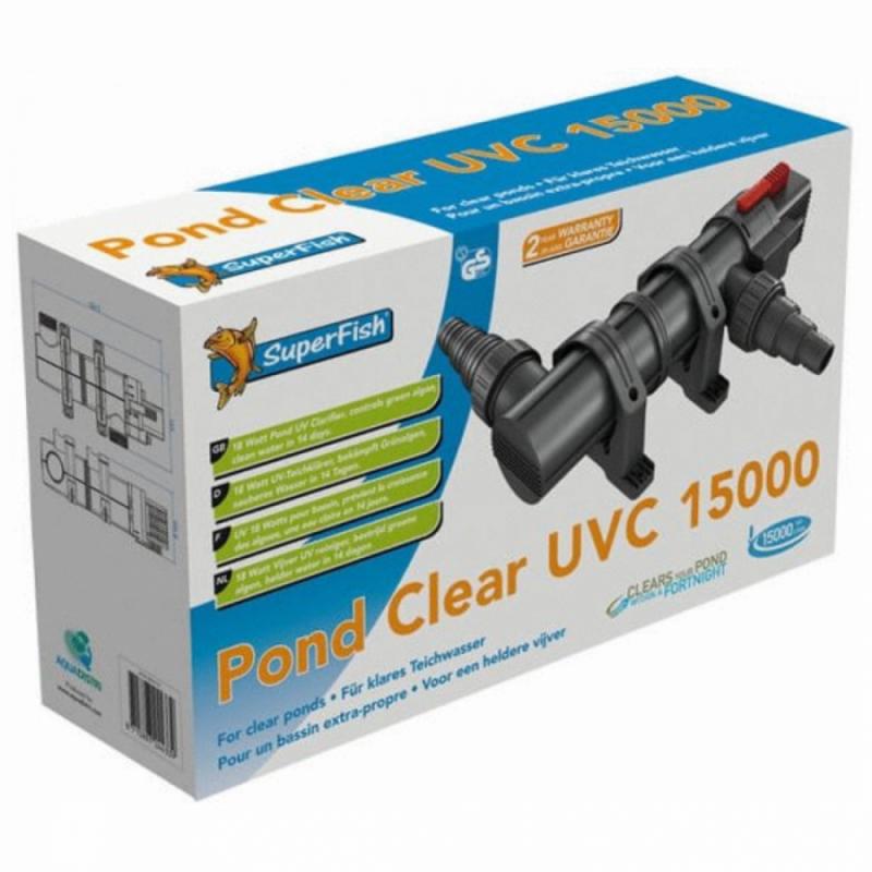 Uv lamp Superfish Pondclear 1500 UVC
