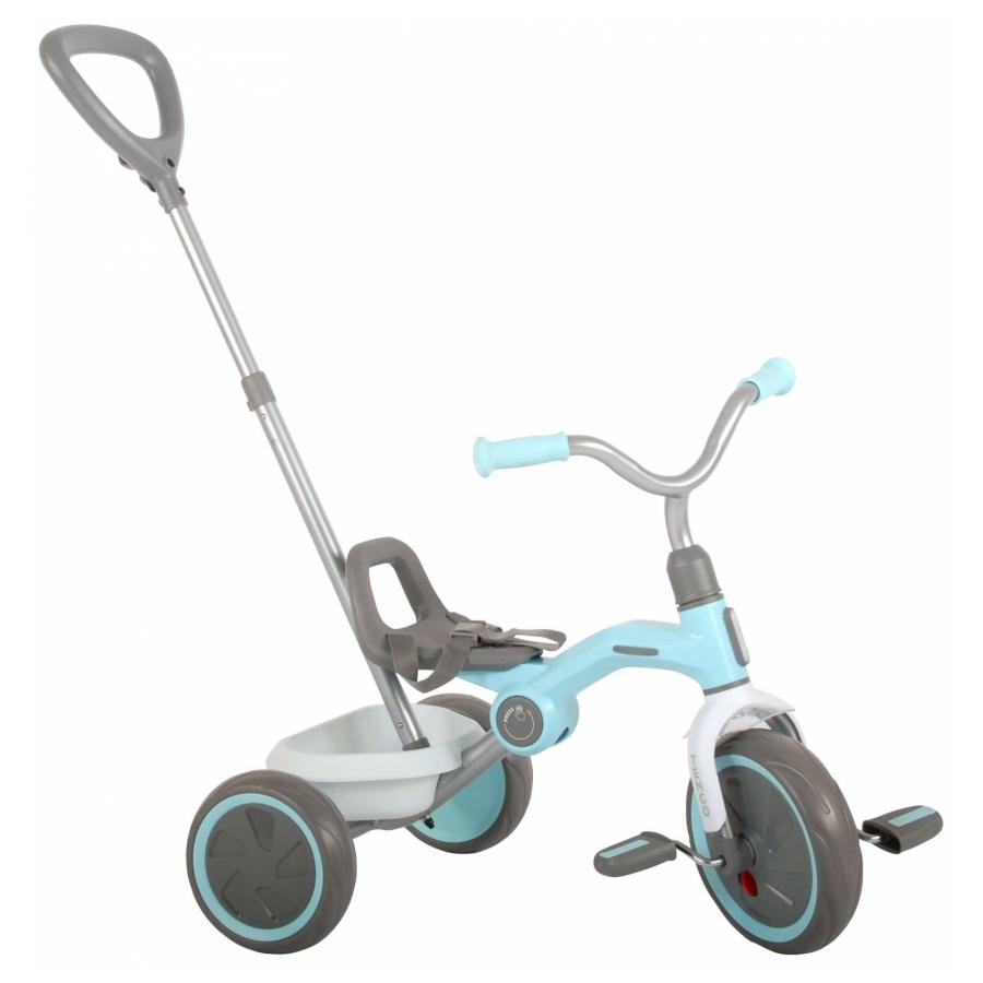 Driewieler QPlay Tenco blauw