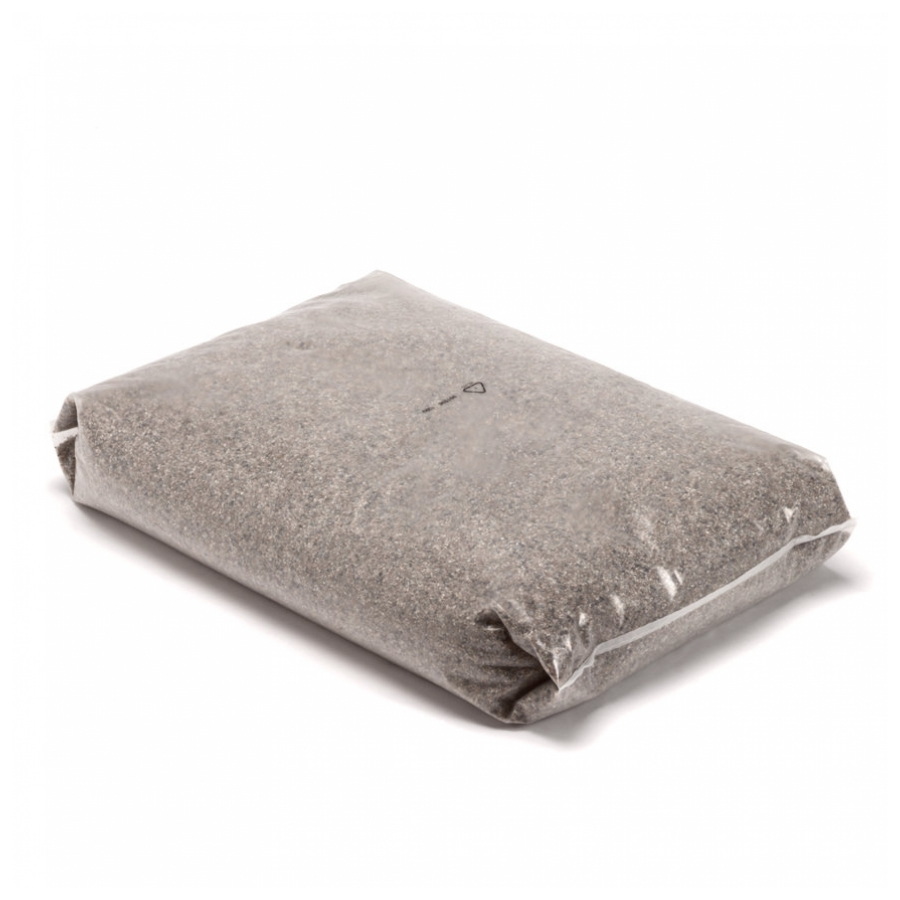 Filterzand, 0,71 - 1,25 mm, zak à 25 kg