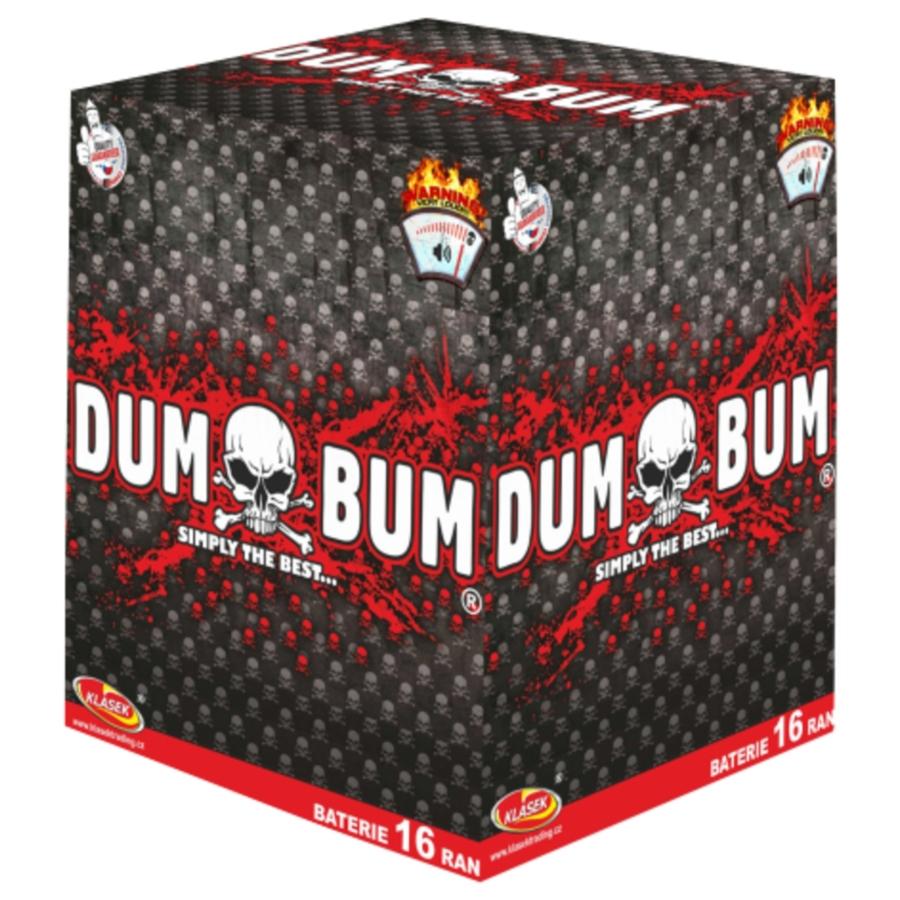 DumBum Batterie 16