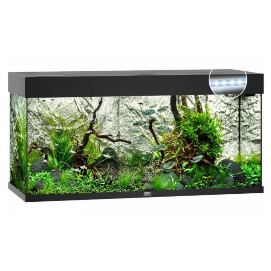 Juwel Aquarium Rio 180 Led - Zwart