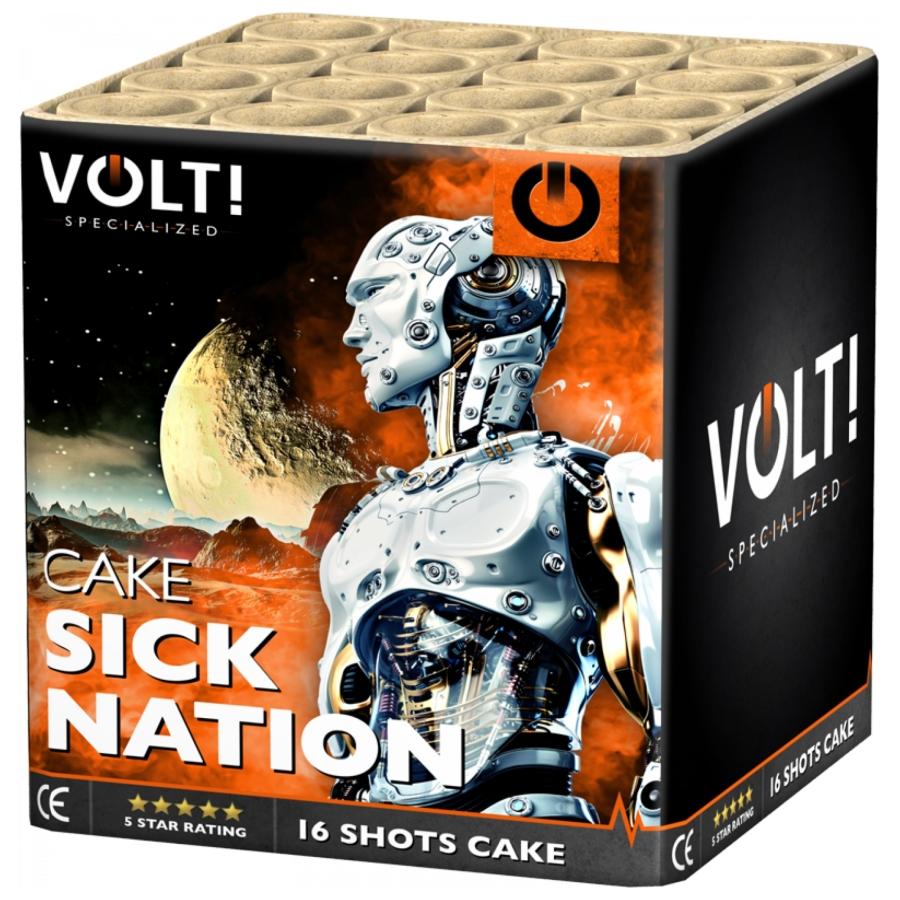 VOLT! Sick Nation