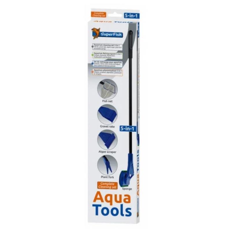 Aqua tools 5 in 1