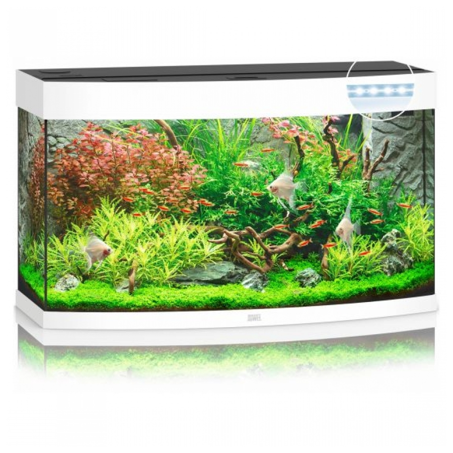 Juwel Aquarium Vision 180 Led Wit