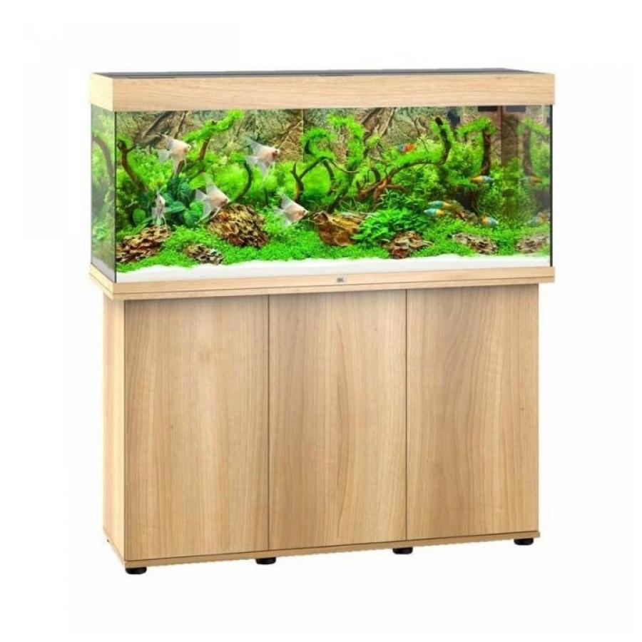 Juwel Aquarium Rio Aquariumcombinatie 240 SBX Licht hout