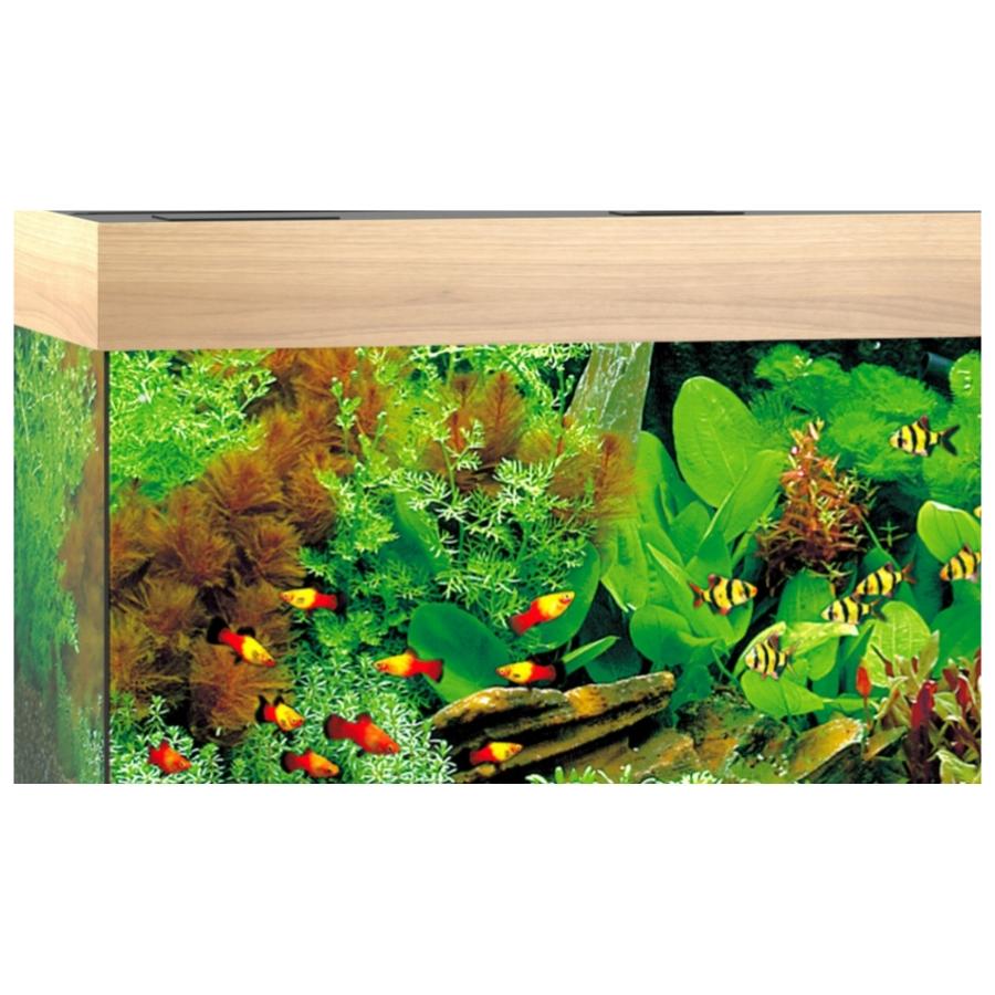 Juwel Aquarium Rio 125 Led - Lichte houtkleur