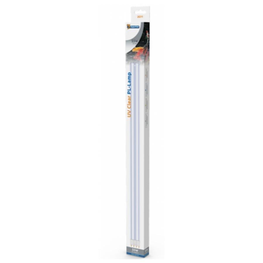 Uv lamp Superfish clear PL-Lamp 55 watt 535 mm