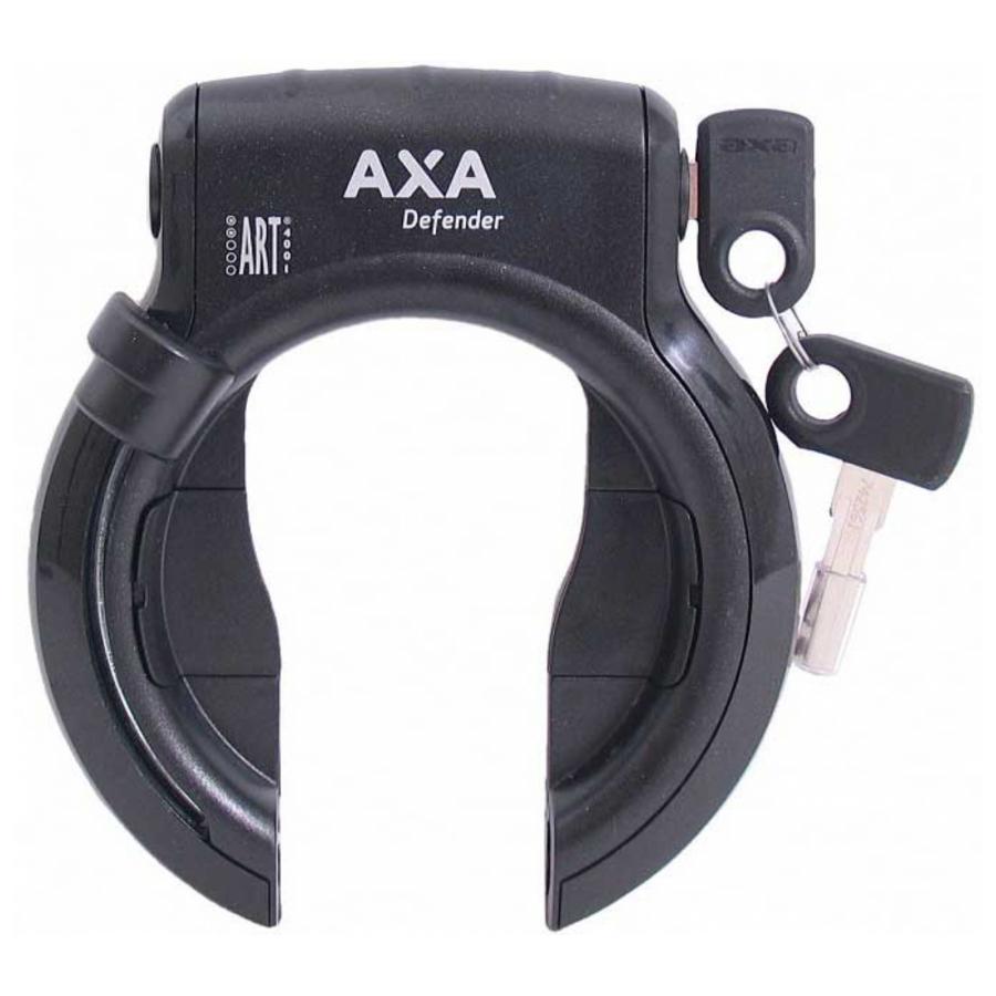 AXA Defender zwart slot