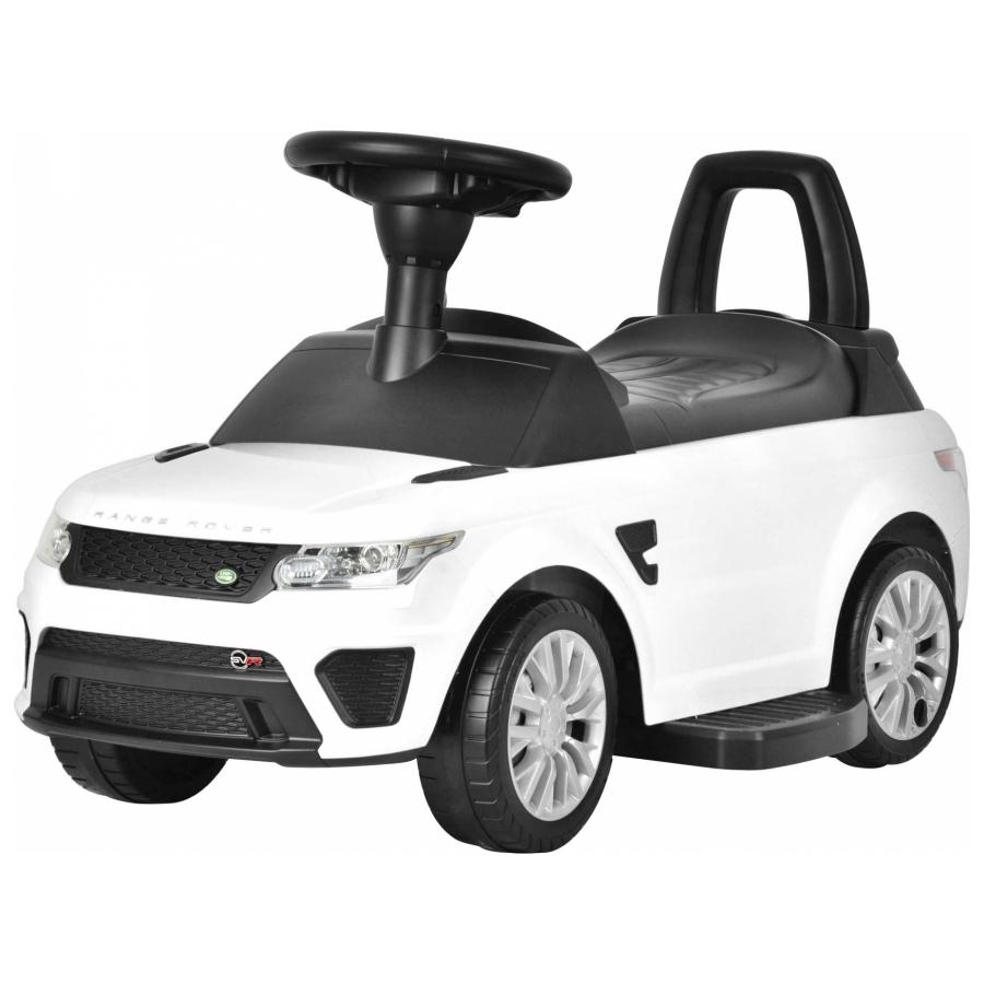 Elektrische auto Range Rover Sport SVR wit