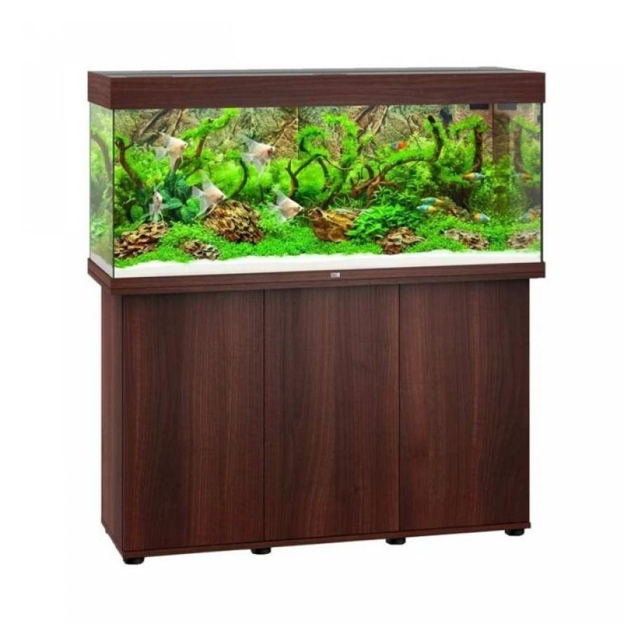 Juwel Aquarium Rio Aquariumcombinatie 240 SBX Donker hout