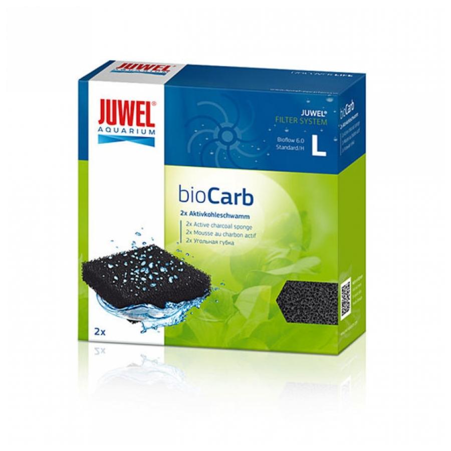 Juwel BioCarb L standard 6.0, koolpatroon.