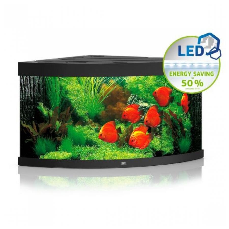 Juwel Aquarium Trigon 350 Led Zwart
