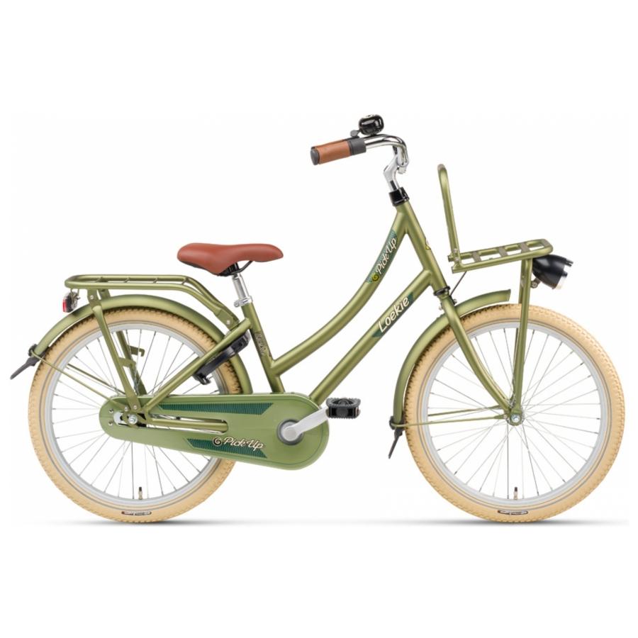 Loekie Pick-up groen dames