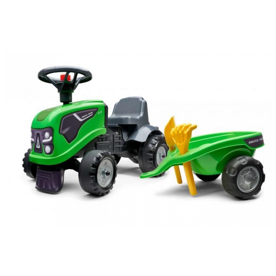 Falk Baby Deutz Farm groen