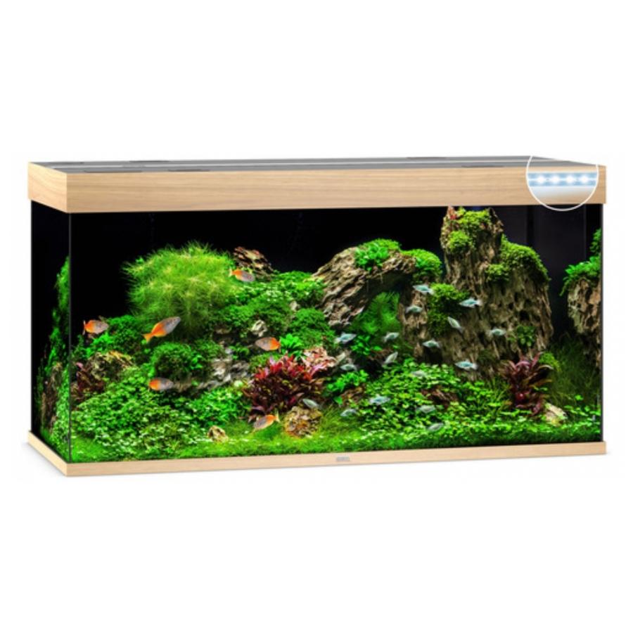 Juwel Aquarium Rio 350 Led - Lichte houtkleur