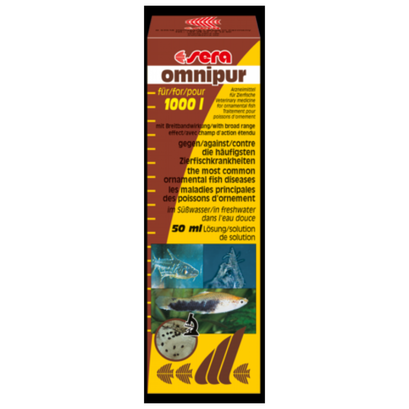 Sera Omnipur S 50ml