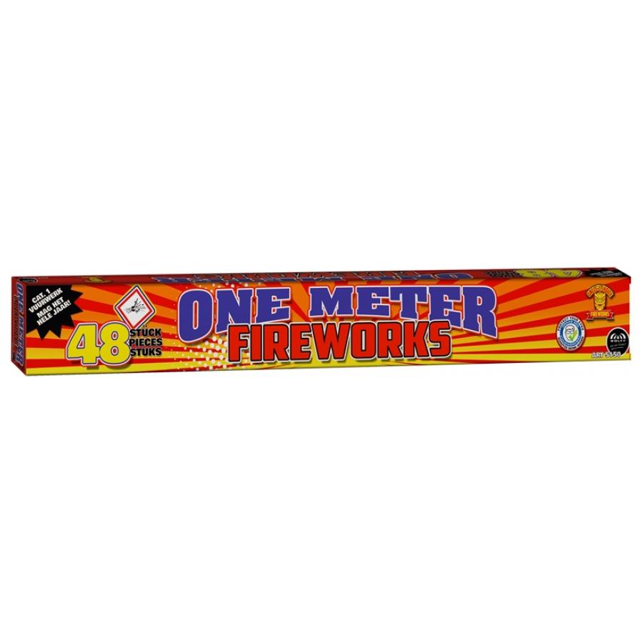 Kinderpakket CAT1 One Meter Fireworks