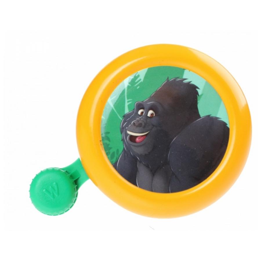 Widek Animal Kingdom gorilla geel
