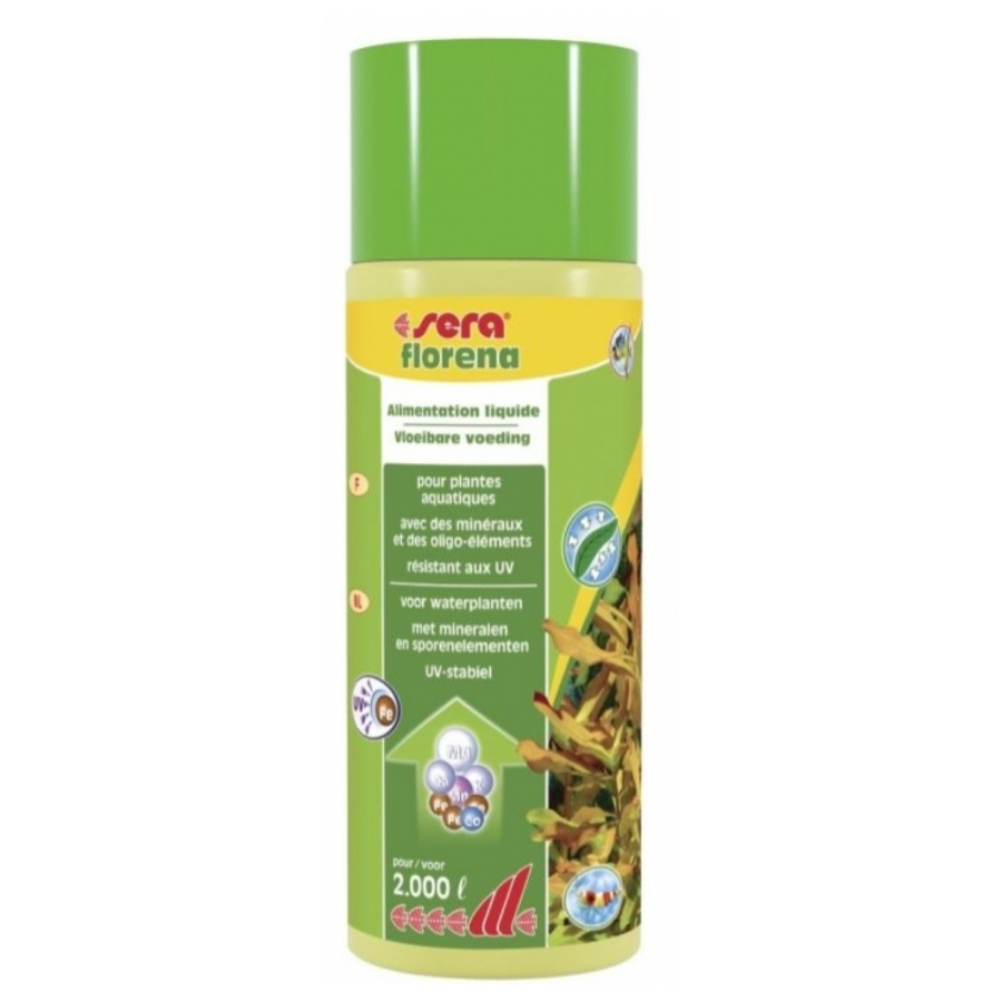 Sera florena Plantenmeststoffen 500ml