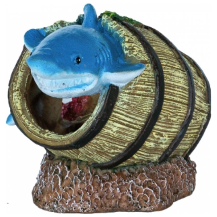 Deco Barrel haai