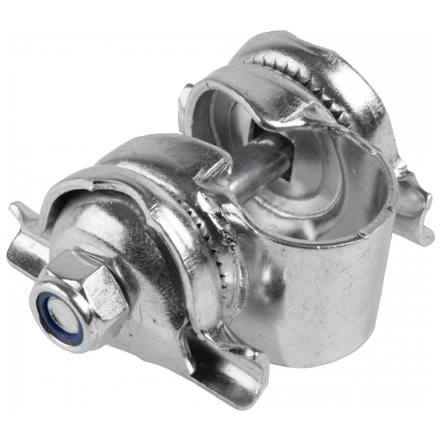 Zadelstrop XLC Heavy Duty universeel zilver